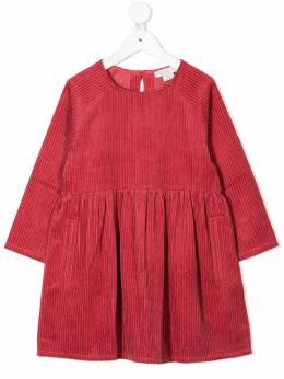 Stella McCartney Kids платье-трапеция с длинными рукавами 601320SPK09