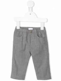 Il Gufo брюки прямого кроя с эластичным поясом A20PL030W0003
