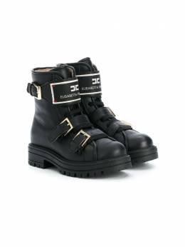 Elisabetta Franchi La Mia Bambina массивные ботинки 66777