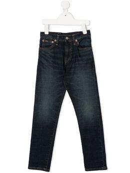 Ralph Lauren Kids джинсы кроя слим 322701277