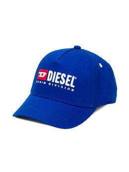 Diesel Kids кепка с вышивкой 00J49MKXA77