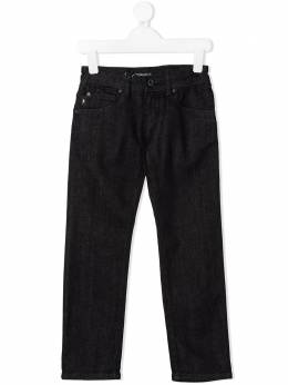 Emporio Armani Kids джинсы прямого кроя 8H4J454D2FZ