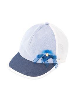 Familiar кепка с контрастным бантом 484701