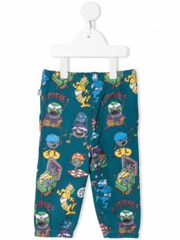 Stella McCartney Kids спортивные брюки с принтом 601026SPJ68