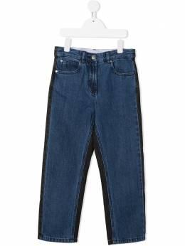 Stella McCartney Kids джинсы с нашивкой 601255SPK13