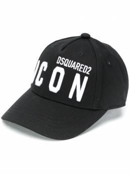Dsquared2 Kids бейсболка с вышивкой Icon DQ04ICD00I8
