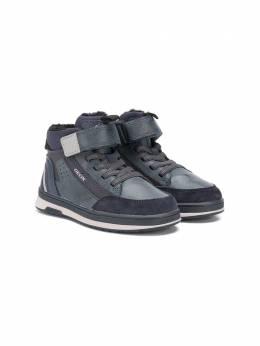 Geox Kids высокие кроссовки Matlin 2.0 J04CXB0MWBUC0661