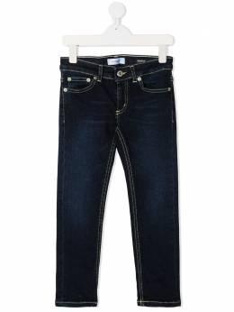 Dondup Kids узкие джинсы средней посадки YP270DS0290AX2GDW20800