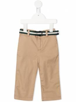 Ralph Lauren Kids прямые брюки чинос 320798361
