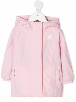 K Way Kids куртка с капюшоном K1119RW