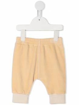 Gucci Kids брюки с нашивкой-логотипом 631035XJCT8