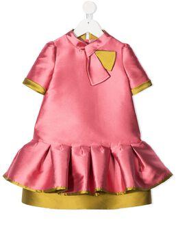 Mi Mi Sol платье с оборками MFAB175TS0367