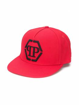 Philipp Plein кепка Hexagon с логотипом S20ABAC0128PTE003N