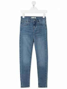 Levi's Kids узкие джинсы средней посадки 3E4691