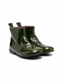 Pepe лакированные ботинки 1204
