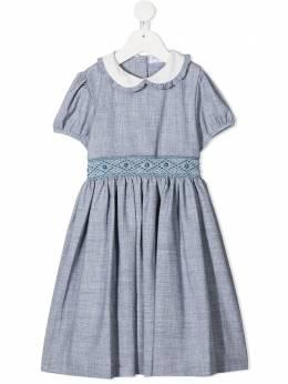 Siola платье с присборенной талией 7VE