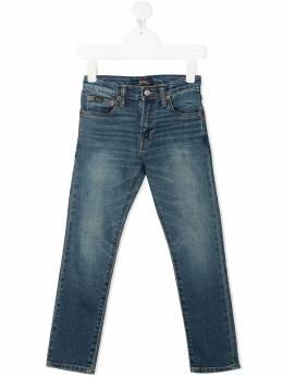 Ralph Lauren Kids прямые джинсы средней посадки 322759991
