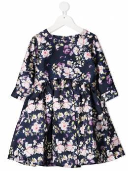 Charabia платье с цветочным принтом S12106