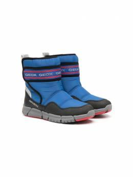 Geox Kids ботинки Flexyper Abx J049XC0FU50C0833