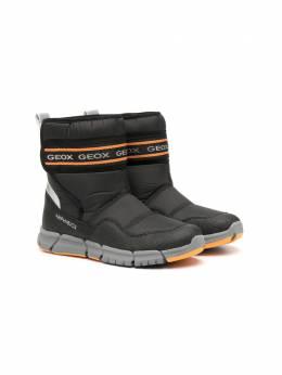 Geox Kids ботинки Flexyper Abx J049XC0FU50C0038