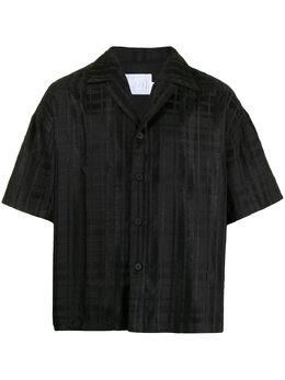 Off Duty жаккардовая рубашка в клетку ODF20T3316PLAID