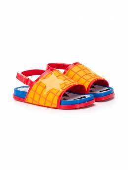 Mini Melissa сандалии в клетку 327822044306411