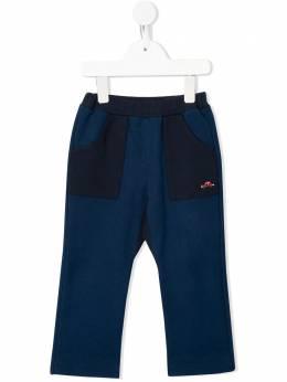 Familiar спортивные брюки со вставками 346470