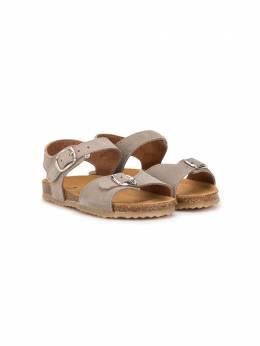Pepe сандалии с пряжками BK1