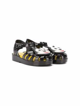 Mini Melissa сандалии с ремешками 326755361806411