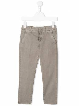 Dondup Kids брюки кроя слим Gaubert BP227GSE046K