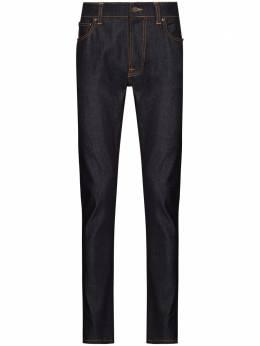 Nudie Jeans джинсы Lean Dean Dry кроя слим 111946