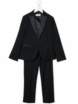 Paolo Pecora Kids костюм-двойка строгого кроя PP2184