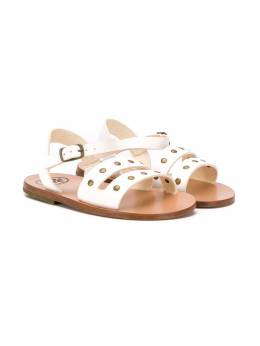 Pepe сандалии с заклепками 1337BO