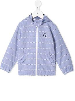 Familiar куртка с капюшоном и вышивкой 347311