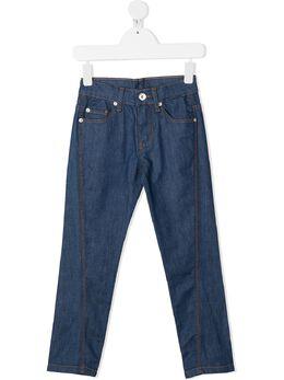 Lanvin Enfant джинсы кроя слим N24003