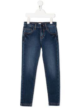 Karl Lagerfeld Kids джинсы скинни Z24104