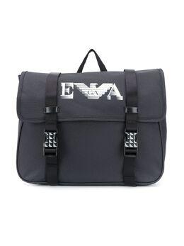 Emporio Armani Kids рюкзак с логотипом 4025200A550