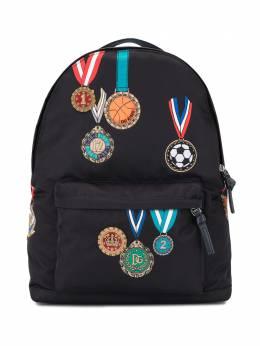 Dolce & Gabbana Kids декорированный рюкзак EM0074AU926