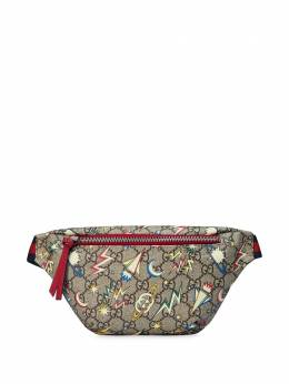 Gucci Kids поясная сумка с принтом 5020952EHAN