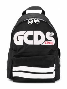 GCDS Kids рюкзак с логотипом 025922