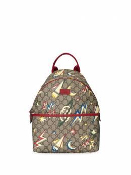 Gucci Kids рюкзак с принтом 2713272DHCN