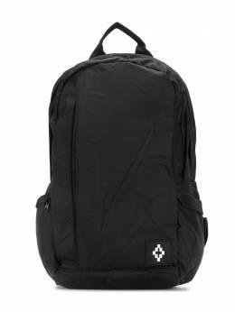 Marcelo Burlon Kids Of Milan рюкзак на молнии с логотипом 95109010