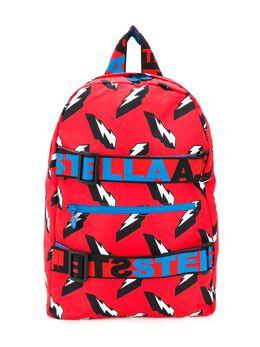 Stella McCartney Kids рюкзак с принтом 600992SPD19