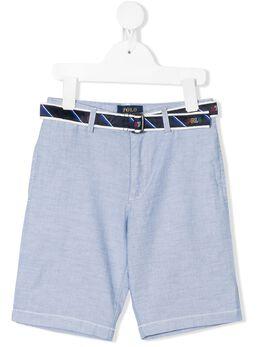 Ralph Lauren Kids шорты чинос Oxford 322785719