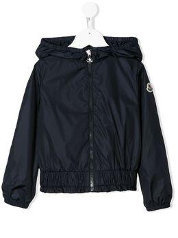 Moncler Enfant куртка Erinette с капюшоном 1A7201054155