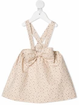 La Stupenderia платье-комбинезон с цветочным принтом TCGN22