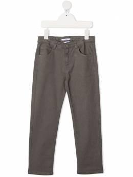 Knot брюки прямого кроя CA11SE2712