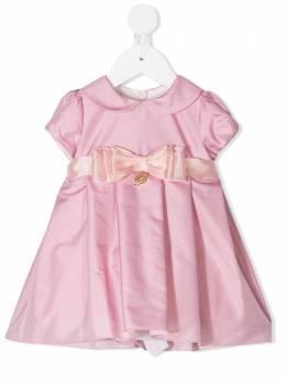 Miss Blumarine платье с лентой MBL2830