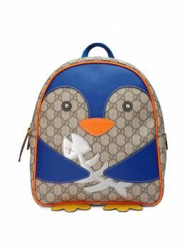 Gucci Kids рюкзак GG Supreme 62991292TMN