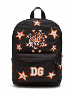 Dolce & Gabbana Kids рюкзак с принтом EM0034AM407